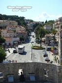2014.07 克羅埃西亞~杜布尼克,卡佛塔特,其他:2014.07.12~02 杜布尼克古城牆(1~2) (34).JPG