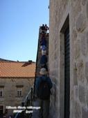2014.07 克羅埃西亞~杜布尼克,卡佛塔特,其他:2014.07.12~02 杜布尼克古城牆(1~2) (4).JPG