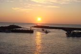 淡水漁人碼頭-火紅般的落日:DSC05906.JPG