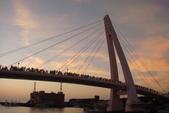 淡水漁人碼頭-火紅般的落日:DSC05936.JPG