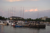 淡水漁人碼頭-火紅般的落日:DSC05918.JPG