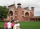 印度尼泊爾朝聖之旅-2008.9.21~10.1:SANY0033-阿格拉-泰姬瑪哈陵.JPG