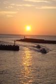 淡水漁人碼頭-火紅般的落日:DSC05907.JPG