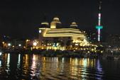 淡水漁人碼頭-火紅般的落日:DSC06004.JPG