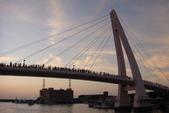 淡水漁人碼頭-火紅般的落日:DSC05921.JPG