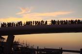 淡水漁人碼頭-火紅般的落日:DSC05942.JPG