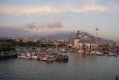 淡水漁人碼頭-火紅般的落日:DSC05909.JPG