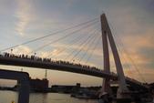 淡水漁人碼頭-火紅般的落日:DSC05925.JPG