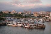 淡水漁人碼頭-火紅般的落日:DSC05910.JPG