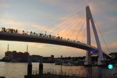 淡水漁人碼頭-火紅般的落日:DSC05948.JPG