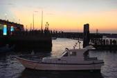 淡水漁人碼頭-火紅般的落日:DSC05983.JPG