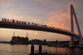 淡水漁人碼頭-火紅般的落日:DSC05950.JPG