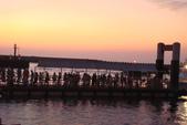 淡水漁人碼頭-火紅般的落日:DSC05984.JPG