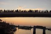 淡水漁人碼頭-火紅般的落日:DSC05927.JPG