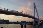 淡水漁人碼頭-火紅般的落日:DSC05952.JPG