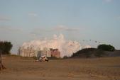 沙崙海灘-喜見五彩霞光:DSC05677.JPG