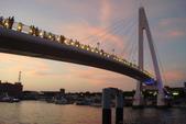 淡水漁人碼頭-火紅般的落日:DSC05956.JPG