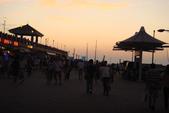 淡水漁人碼頭-火紅般的落日:DSC05958.JPG