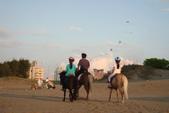 沙崙海灘-喜見五彩霞光:DSC05680.JPG