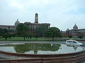 印度尼泊爾朝聖之旅-2008.9.21~10.1:DSC00924-德里國會.JPG