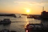 淡水漁人碼頭-火紅般的落日:DSC05891.JPG