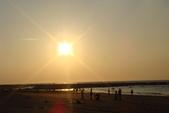 沙崙海灘-喜見五彩霞光:DSC05681.JPG