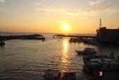 淡水漁人碼頭-火紅般的落日:DSC05893.JPG
