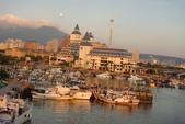 淡水漁人碼頭-火紅般的落日:DSC05894.JPG