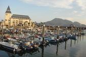淡水漁人碼頭-火紅般的落日:DSC05881.JPG