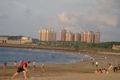 沙崙海灘-喜見五彩霞光:DSC05668.JPG