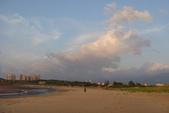 沙崙海灘-喜見五彩霞光:DSC05683.JPG