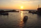 淡水漁人碼頭-火紅般的落日:DSC05897.JPG