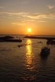 淡水漁人碼頭-火紅般的落日:DSC05898.JPG