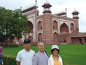印度尼泊爾朝聖之旅-2008.9.21~10.1:P1010296-阿格拉-泰姬瑪哈陵.JPG
