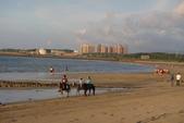 沙崙海灘-喜見五彩霞光:DSC05670.JPG