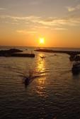 淡水漁人碼頭-火紅般的落日:DSC05899.JPG
