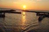 淡水漁人碼頭-火紅般的落日:DSC05900.JPG