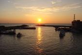 淡水漁人碼頭-火紅般的落日:DSC05901.JPG