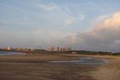 沙崙海灘-喜見五彩霞光:DSC05686.JPG