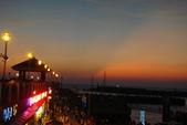 淡水漁人碼頭-火紅般的落日:DSC05995.JPG
