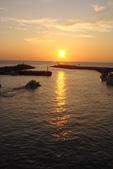 淡水漁人碼頭-火紅般的落日:DSC05902.JPG
