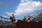 探訪納西族心目中的一座神山‧玉龍雪山~~: