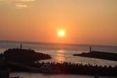 淡水漁人碼頭-火紅般的落日:DSC05911.JPG