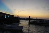淡水漁人碼頭-火紅般的落日:DSC05974.JPG