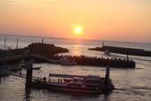 淡水漁人碼頭-火紅般的落日:DSC05912.JPG