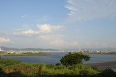 沙崙海灘-喜見五彩霞光:DSC05663.JPG