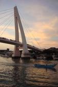 淡水漁人碼頭-火紅般的落日:DSC05932.JPG