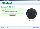 iRobot:scooba450softwareVersionComplete.png