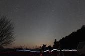 天文攝影24mm F1.4L:黎明前夕