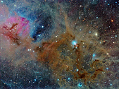 FSQ106ED 天文攝影:NGC1333 wide
